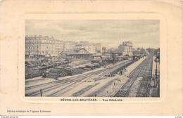 92-BECON LES BRUYERES-N°434-E/0059 - France