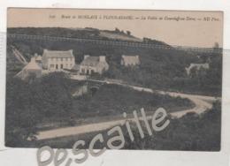 29 FINISTERE - CP ROUTE DE MORLAIX A PLOUGASNOU - LA VALLEE DE DOURDUFF EN TERRE - ND PHOT N° 826 - CIRCULEE EN 1910 - Morlaix