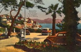 13 Marseille /  Promenade De La Corniche / Le Prophete / Vue De La Reserve - Sin Clasificación