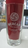 AC - MERCAN RAKI THICKGLASS FROM TURKEY - Glazen