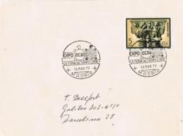 34033. Carta MADRID 1979. EXPO OCIO, Feria Del Tiempo Libre - 1931-Hoy: 2ª República - ... Juan Carlos I