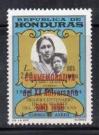 APR2912 - HONDURAS 1966 , Posta Aerea Yvert N. 388  ***  Integro (2380A)  ONU - Honduras