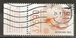 Pays-Bas Netherlands 2011 Psychology Obl - Periodo 1980 - ... (Beatrix)
