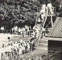 HEEMSTEDE De Speeltuin In Groenendaal  Zeer Druk  1958 - Pays-Bas