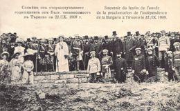 Bulgaria - VELIKO TARNOVO - King Ferdinand On Independence Day, 22 Sept. 1908. - Bulgaria