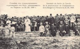 Bulgaria - VELIKO TARNOVO - King Ferdinand On Independence Day, 22 Sept. 1908. - Bulgarie