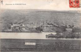 PORCHEVILLE - Panorama - Porcheville