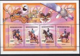 Olympics 2000 - Equestrian - MALI - S/S MNH - Summer 2000: Sydney