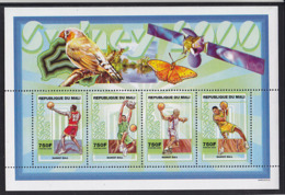 Olympics 2000 - Basketball - MALI - S/S MNH - Summer 2000: Sydney