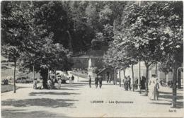 31 -  Haute Garonne Luchon Les Quinconces - Luchon