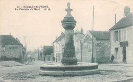 NEUILLY-SAINT-FRONT. - La Fontaine Du Mont  D.D. (Aisne) - France