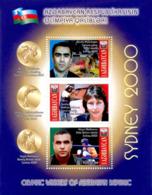 Olympics 2000 - Shooting - AZERBAYCAN - S/S MNH - Summer 2000: Sydney