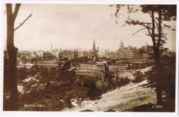 34041. Postal EDINBOURGH (Scotland). Vista General - Midlothian/ Edinburgh