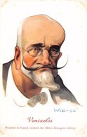 Greece - Caricature Of Venizelos, Prime Minister Of Greece By Weal (Year 1915). - Grèce