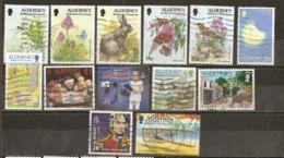Alderney Small Collection Obl - Alderney