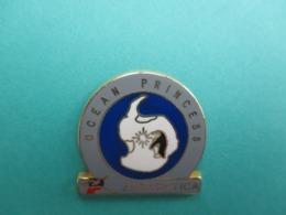 Pins Arthus Bertrand ,  Pingouin , Ocean Princess , Antartica - Arthus Bertrand