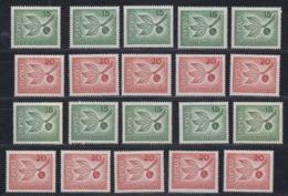 Europa Cept 1965 Germany 2v (10x) ** Mnh (44851) - Europa-CEPT