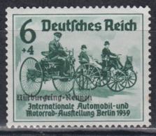 DEUTSCHES REICH 1939 - Michel Nr. 695 POSTFRISCH MNH** - Neufs