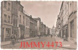 CPSM Dentelées - CHALONS SUR MARNE 51 Marne - Rue De La Marne, Bien Animée En 1955 - N° 108.03 - Edit. La Cigogne - Châlons-sur-Marne