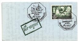 Carta Con Matasellos De Amb Por Vapor De 1978 - 1931-Hoy: 2ª República - ... Juan Carlos I