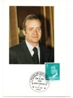Tarjeta Con Matasellos Commemorativo Investidura Como Doctor Honoris Causa. 1984 - 1931-Hoy: 2ª República - ... Juan Carlos I