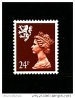 GREAT BRITAIN - 1991  SCOTLAND  24 P.  MINT NH   SG  S70 - Regionali