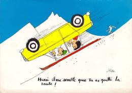 CPSM - Humour - Humoristique - Henri Il Me Semble - Aldebert - 6 - Humor