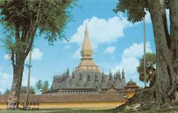 Laos - VIENTIANE - That Luang - Publ. Bountiou. - Laos