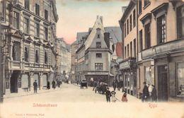 Latvia - RIGA - Scheunenstrasse - Publ. Schatz U. Weinberg. - Lettonia