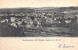 STADTBREDIMUS Mit Palzem, Jenseits Der Mosel - Ed. V. Scheid. - Otros