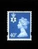 GREAT BRITAIN - 2000  NORTHERN IRELAND  40 P.  MINT NH   SG  NI84 - Regionali