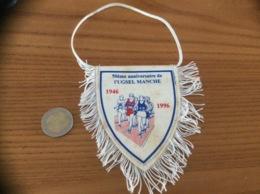 Fanion «UGSEL - MANCHE - ATHLETISME 1996» - Apparel, Souvenirs & Other