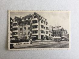 DE HAAN A/ZEE COQ S/MER   RESIDENCE GERAN ET  HOTEL DE LA PLAGE - De Haan