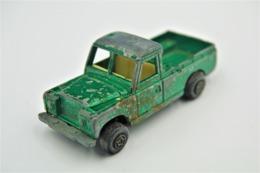 GUISVAL Land Rover , Vintage , 1970'S - Matchbox (Lesney)