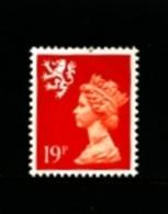 GREAT BRITAIN - 1988  SCOTLAND  19 P.  MINT NH   SG  S62 - Regionali