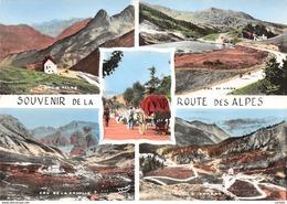 04-LA ROUTE DES ALPES MULTI VUES-N°3777-D/0077 - Autres Communes