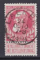 N° 74  LAEKEN - 1905 Barbas Largas
