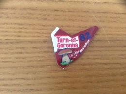 """Magnet Département Le Gaulois """"82 Tarn-et-Garonne"""" (Le Cèpe, Champignon) Bordeaux - Magnets"""