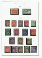 Allemagne PA N° 1 à 19 De 1919 Et 1922 Poste Aérienne - Aéreo