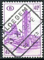 BE   TR350    Obl    ---   Cachet : Maldegem - 1952-....