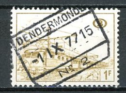 BE   TR378    Obl   ---   Cachet : Dendermonde - 1952-....