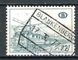BE   TR379    Obl   ---   Cachet : Blankenberge - 1952-....