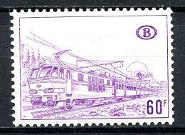 BE   TR392    XX   ---   Papier Terne Type A - 1952-....