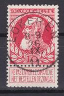 N° 74  LOKEREN - 1905 Barbas Largas