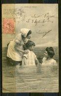N°1079 DE LA COLLECTION G.I.D DE NANTES - LA COIFFE DE PIRIAC - L'HEURE DU BAIN. - Piriac Sur Mer