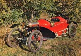 Bedelia Voiturette De Course  - 1910 -  Publicité Trophires Carte Postale - Passenger Cars