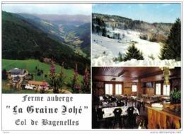 """Carte Postale 68. Le Bonhomme   Ferme Auberge """"La Grande Johe""""  Mr. Désiré Didierjean Prop.  Trés Beau Plan - Non Classés"""