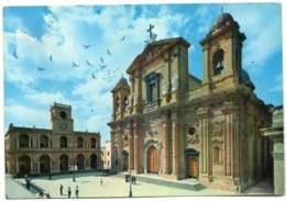 MARSALA - Duomo E Palazzo VII Aprile - Marsala