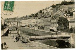 TULLE - Le Quai De Valon - Voir Scan - Tulle