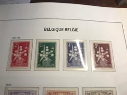 BELGIUM MNH** COB 1008/10, 1020/21 & 1022/23 - Belgique